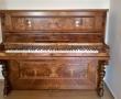 Francke Piano: geschliffen und neu lackiert