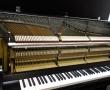 Feurich Mod. 123 - Vienna, Mechanik und Tastatur