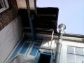 Auch die Vordächer müssen erneuert werden
