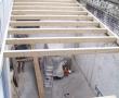 Die neue Holzkonstruktion