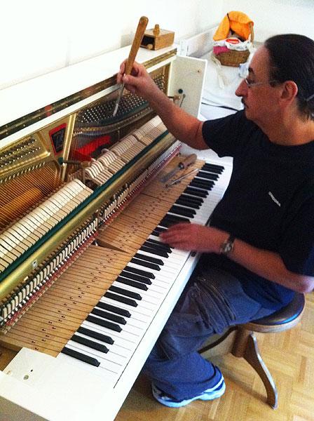 Klavier-, Flügel-Stimmung
