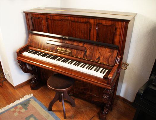 Gebrüder Trau  Piano