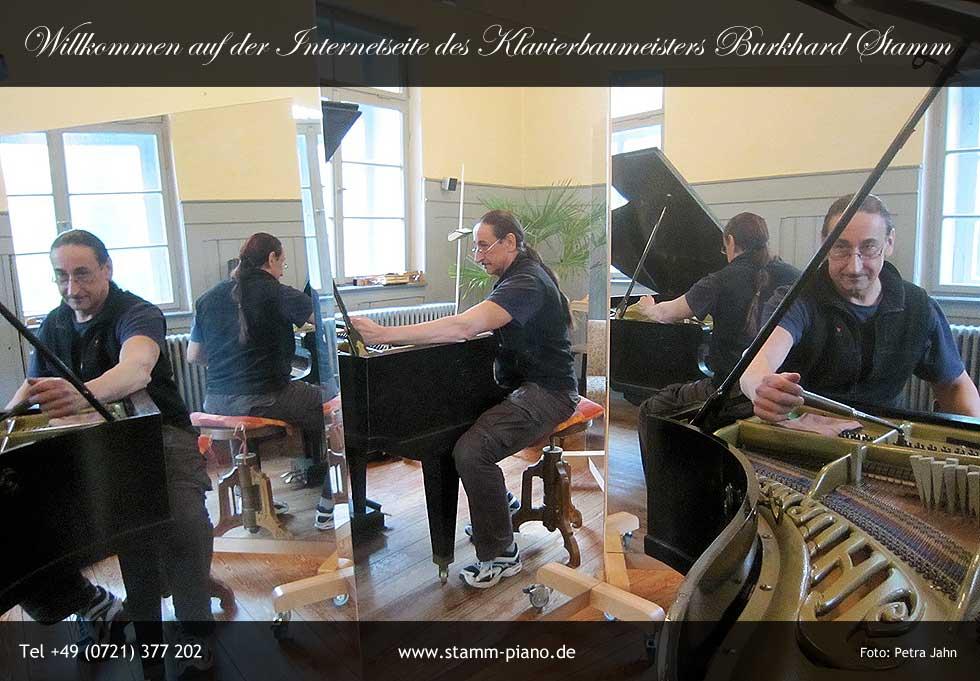 Klaviere, Flügel, Verkauf, Karlsruhe