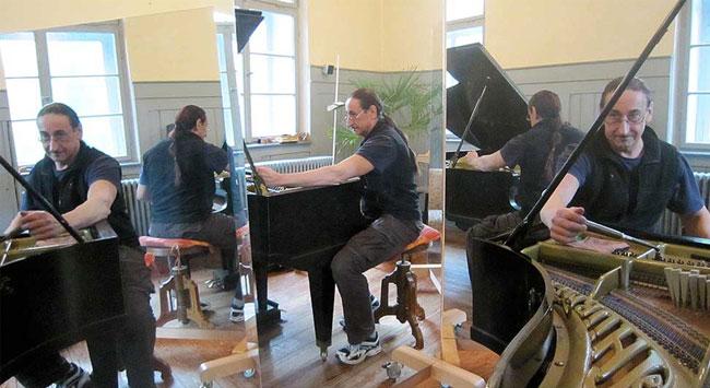 Klaviere neu und gebraucht