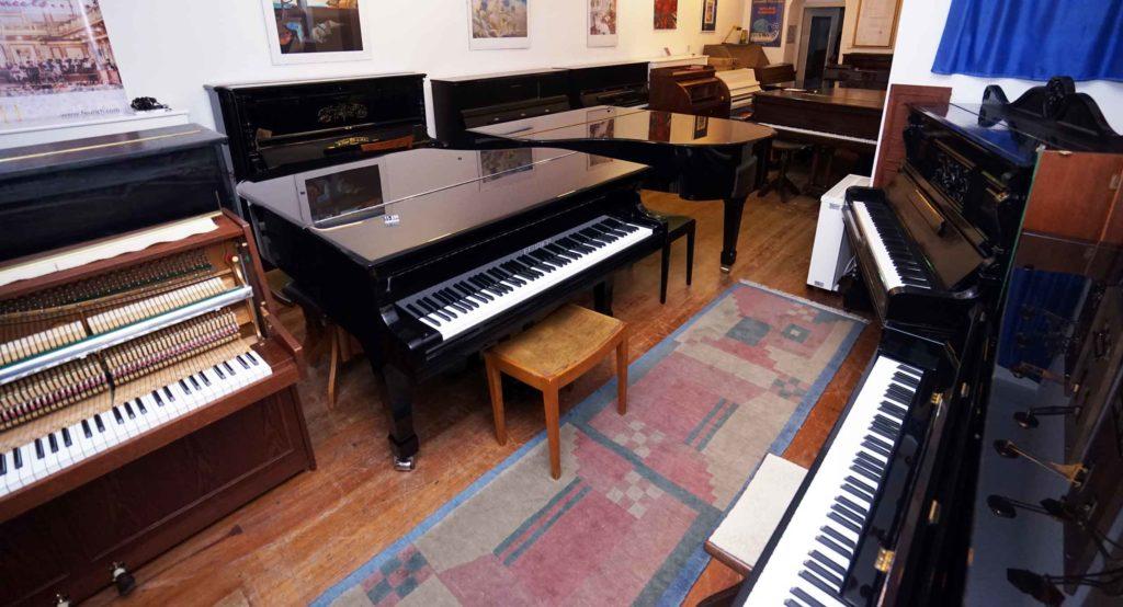 Neue und gebrauchte Klaviere und Flügel in Karlsruhe